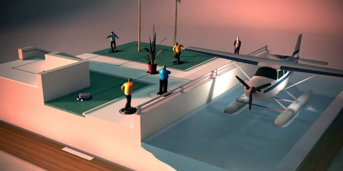 Hitman Go ya está disponible en iOS