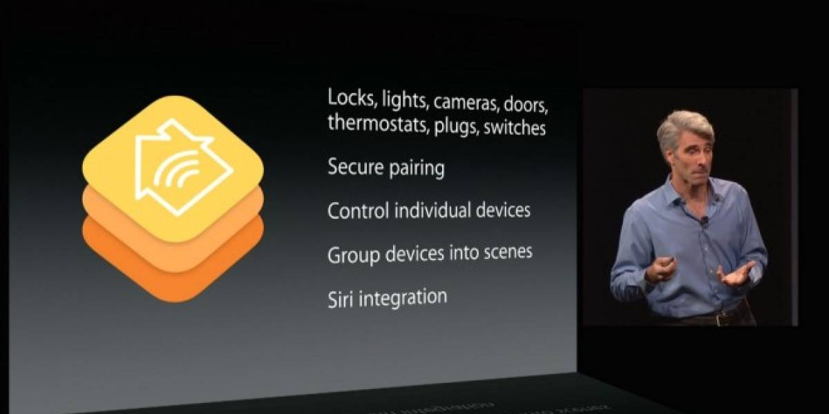 Apple anuncia HomeKit para que controles tu casa desde tu iPhone #WWDC2014