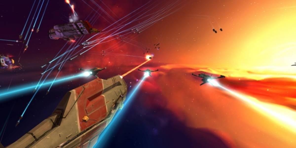 Gearbox lanzará remakes HD de Homeworld y Homeworld 2