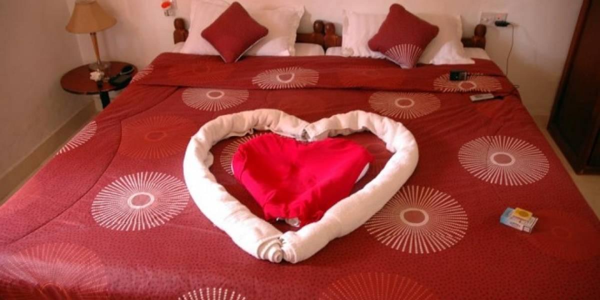 Tres aplicaciones para reservar moteles en San Valentín