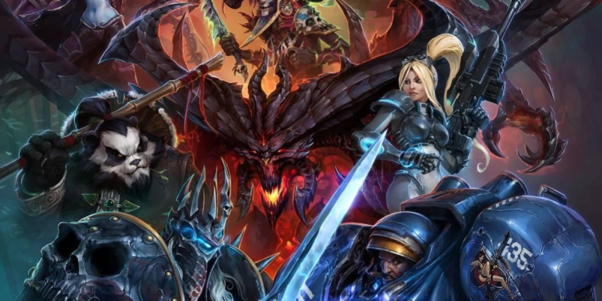 Blizzard publica la primera imagen de Heroes of the Storm