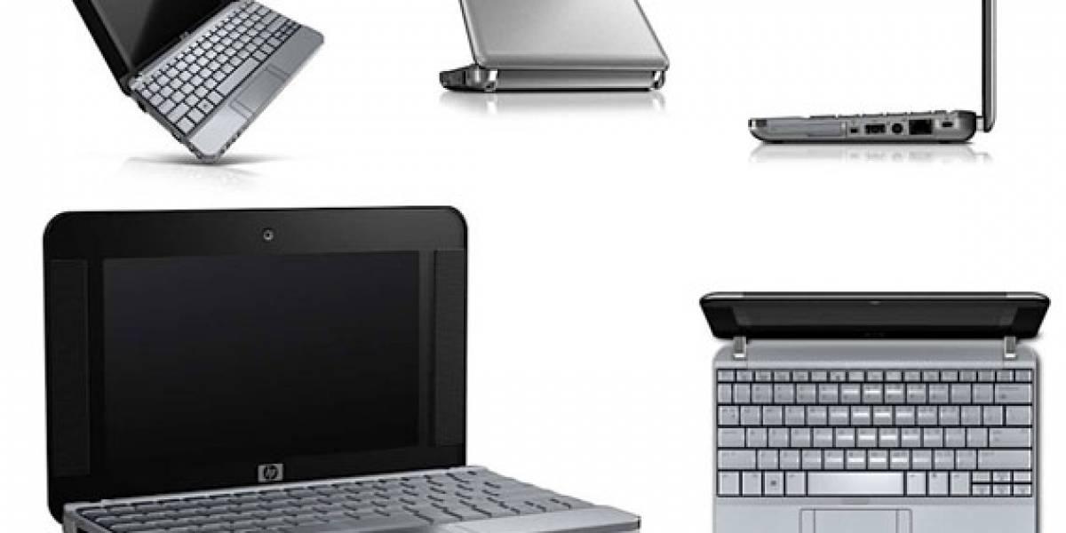 HP apunta al Eee PC con el ultra portátil 2133