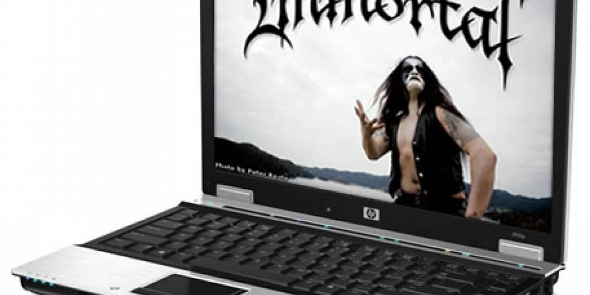 HP EliteBook 6930p, 24 horas de batería en la punta de tus dedos