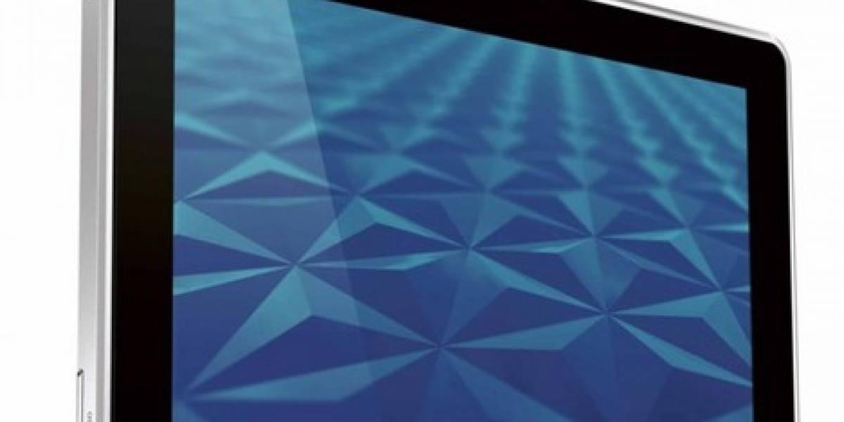 HP confirma algunas especificaciones de Slate 500 en su sitio web