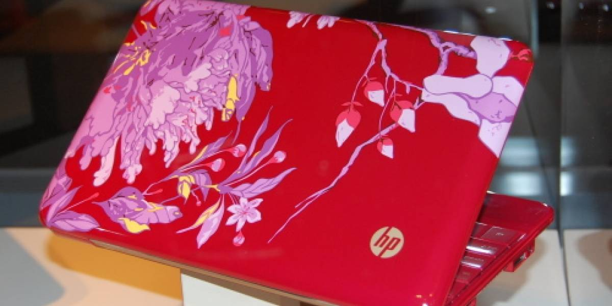 Futurología: Un nuevo HP Mini-note, mucho más fashion