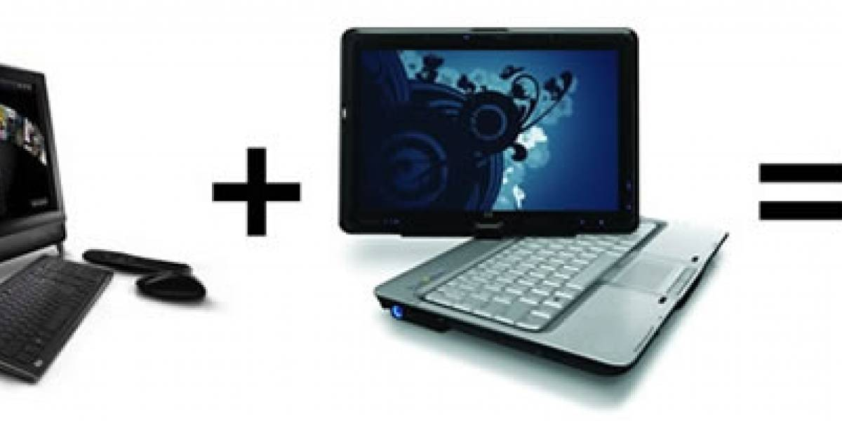 Futurología: HP lanzaría una portátil multitouch en 18 meses