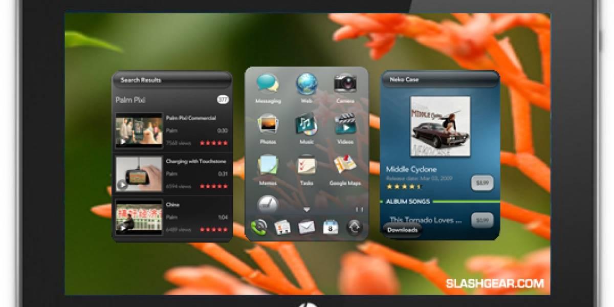 HP Slate con webOS saldrá en Octubre