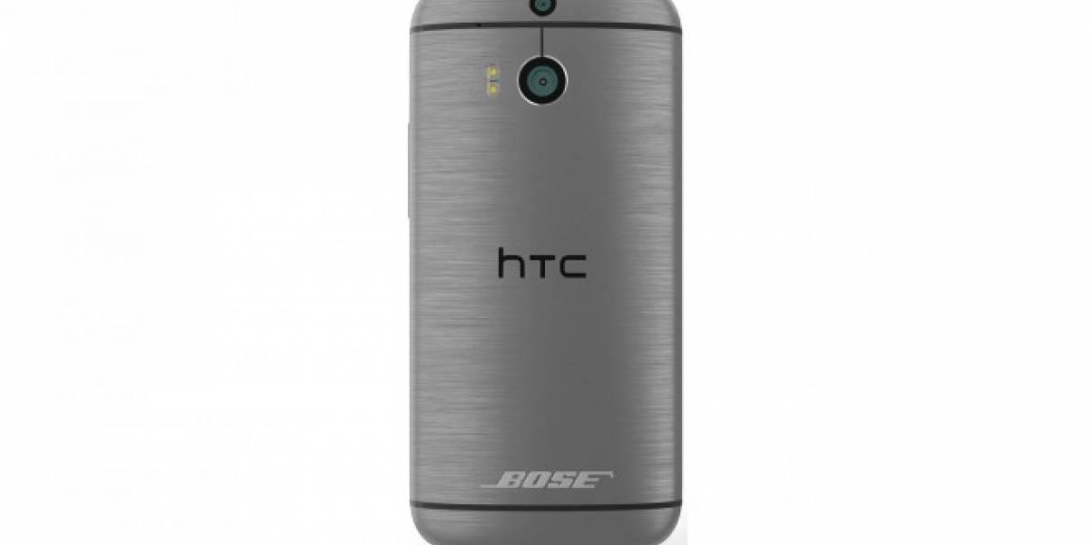 El próximo smartphone de HTC podría venir con audio BOSE