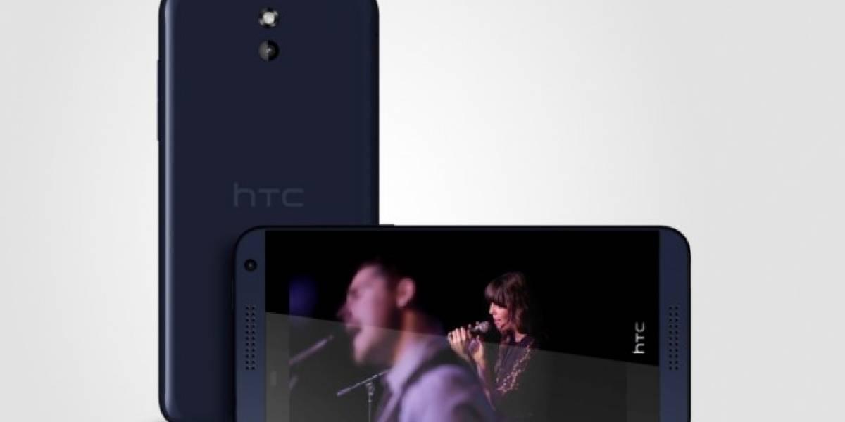 HTC Desire 610, un integrante más para la gama media #MWC14