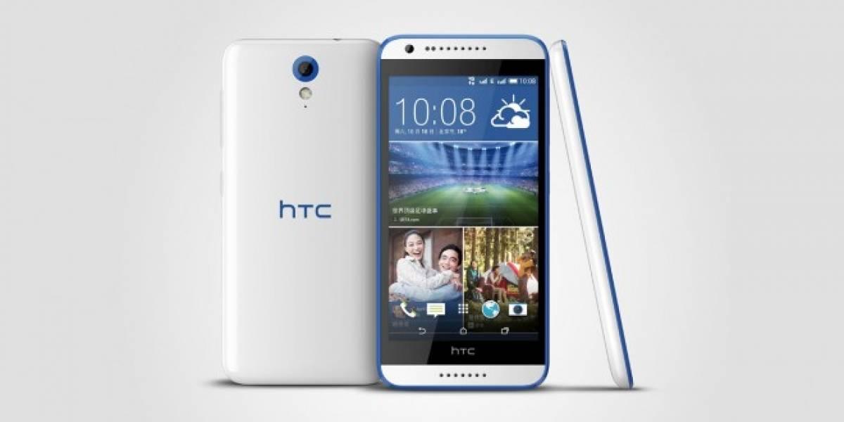 HTC anunciaría nuevos Desire en enero #CES2015