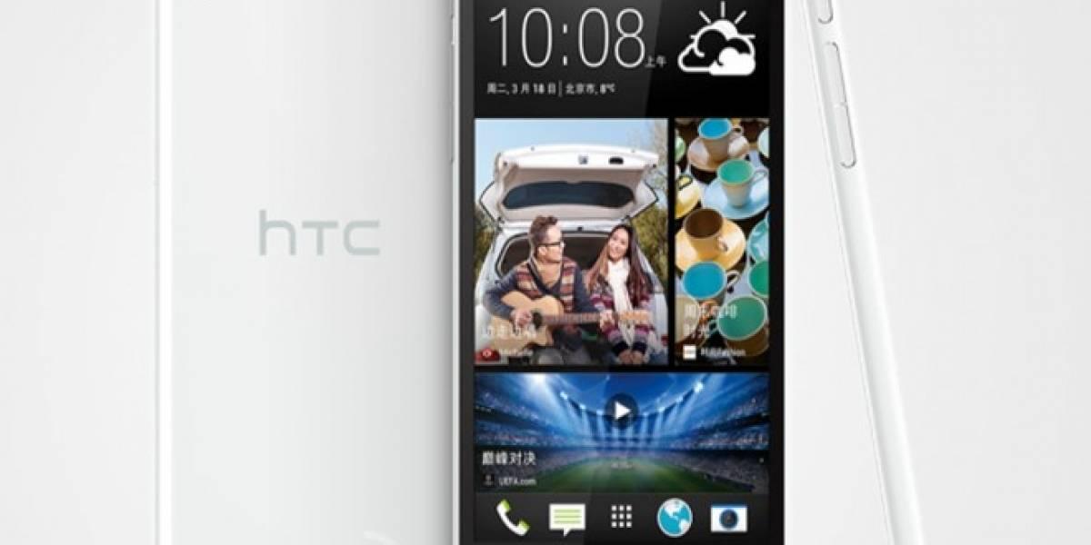 Así sería el HTC Desire 8