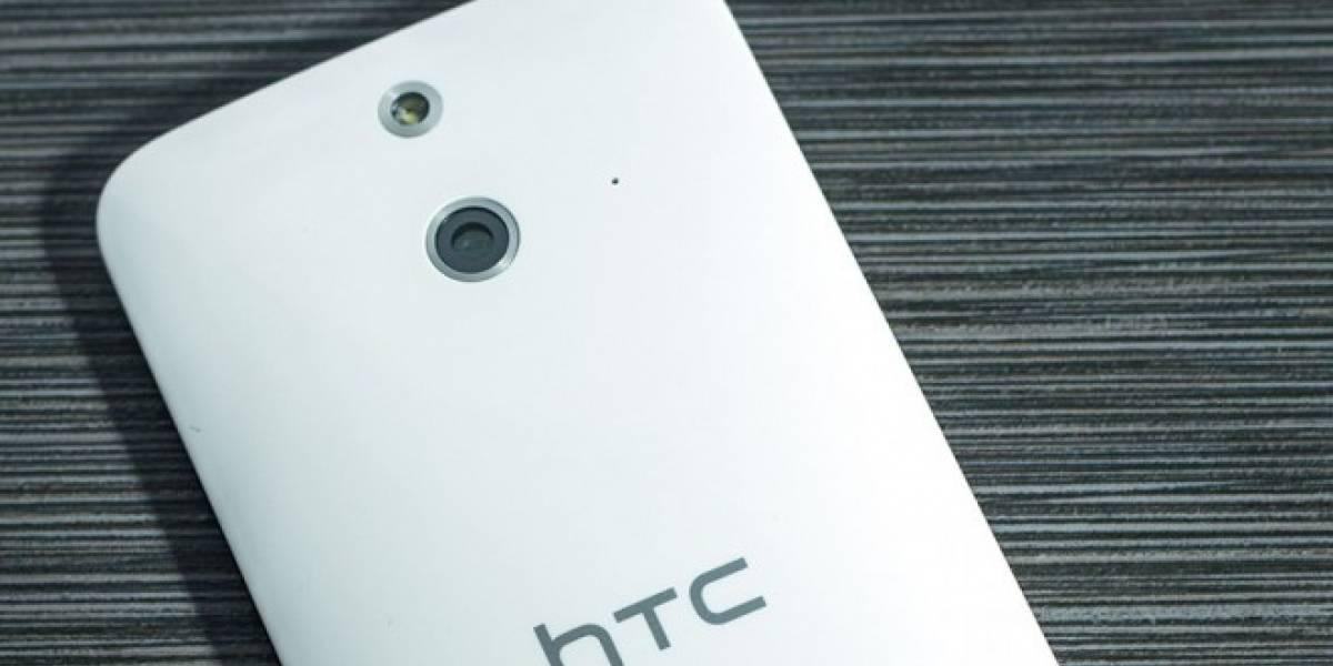 HTC One (E8) copia características de M8 en cuerpo de plástico