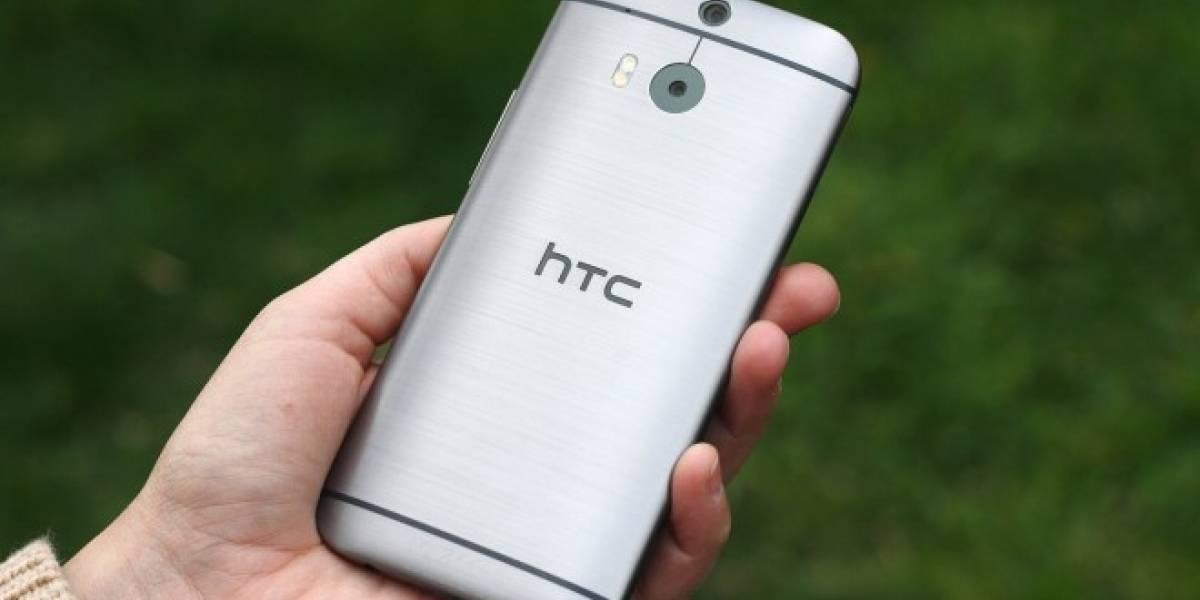 HTC One M8 versión de plástico para el próximo mes