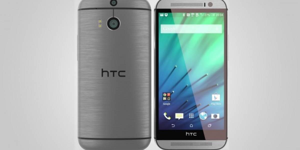 HTC One M8 ya está recibiendo Lollipop en Europa