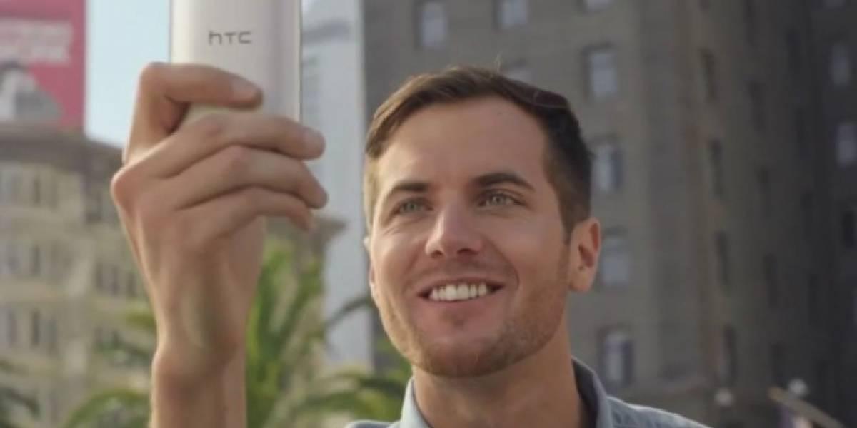Se filtran tres nuevos videos del HTC One M9
