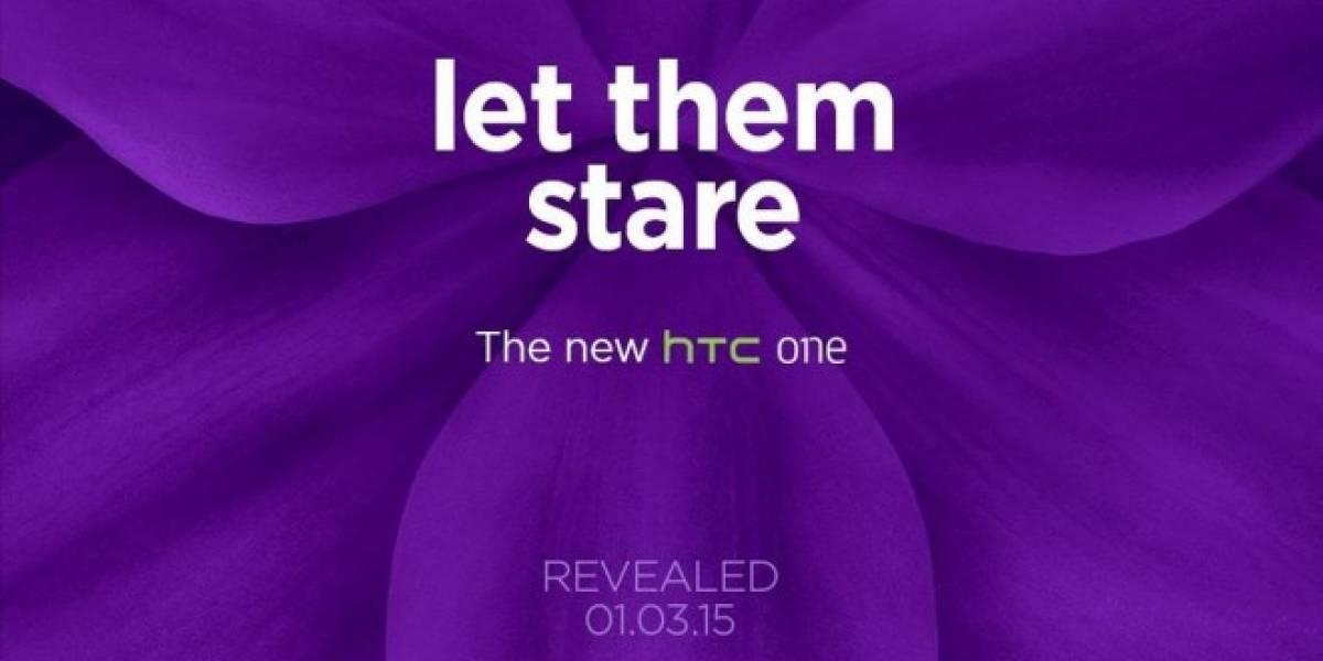 HTC confirma que el nuevo HTC One se anunciará el 1 de marzo