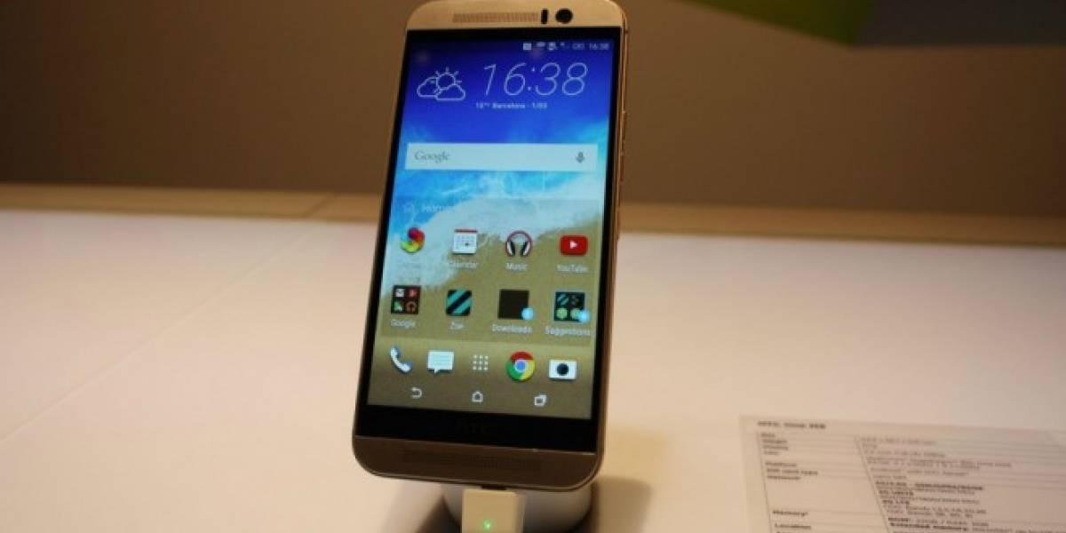 HTC One M9 con procesador Snapdragon 810, tiene problemas de temperatura