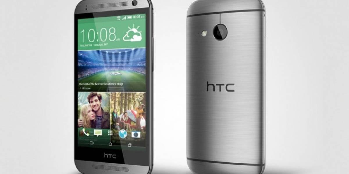 HTC One mini 2 es oficial con pantalla de 4.5 pulgadas