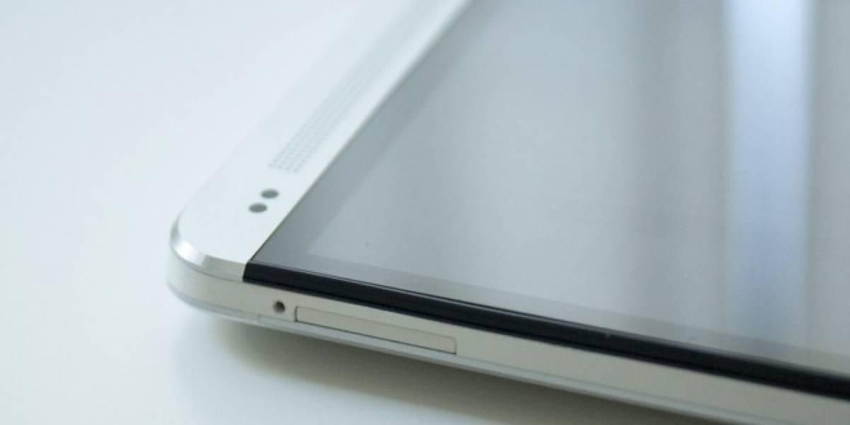 Si la rompes en menos de 6 meses, HTC cambiará tu pantalla gratis