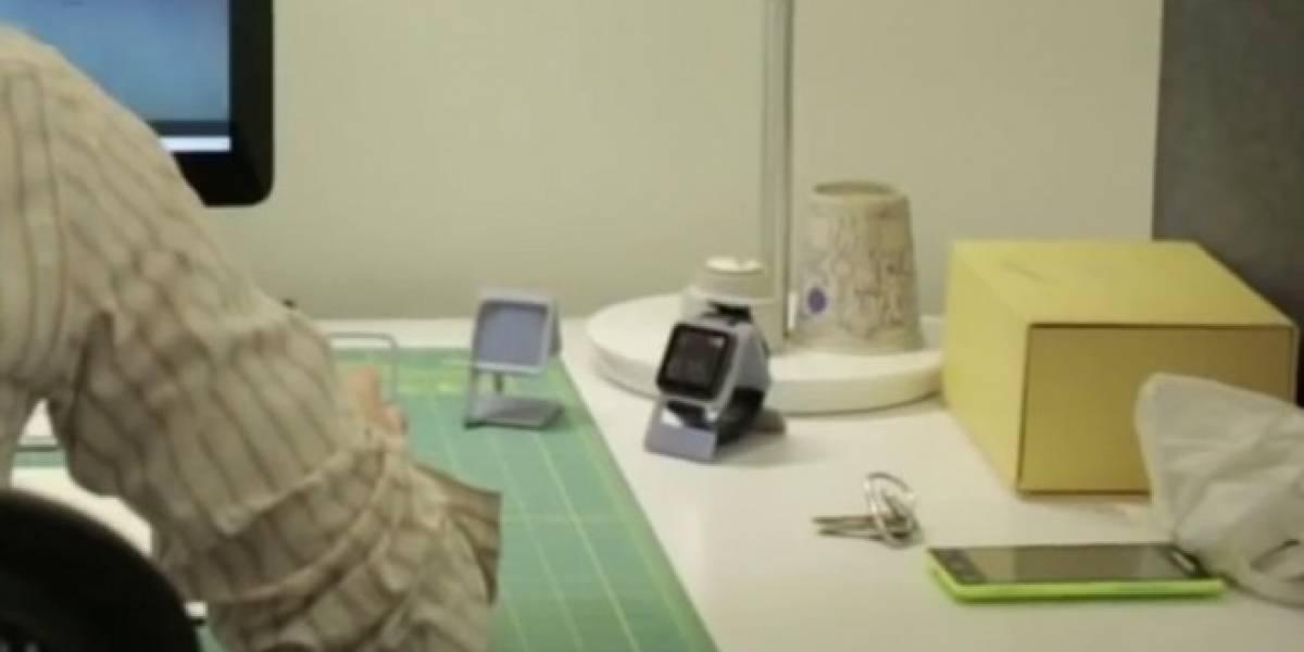 HTC habría hecho una toma de su reloj inteligente en un video oficial