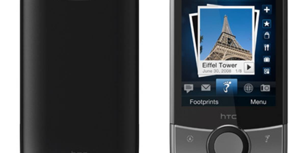 HTC Touch Cruise: Recuerdos georreferenciados