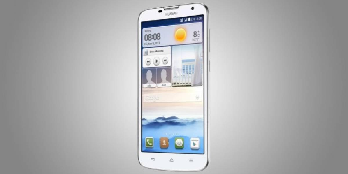 Huawei presenta en Chile al nuevo Ascend G730