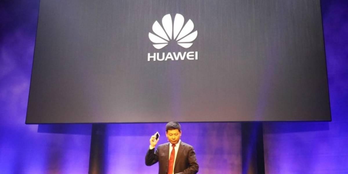 Huawei y Lenovo están ganando terreno a Samsung y Apple