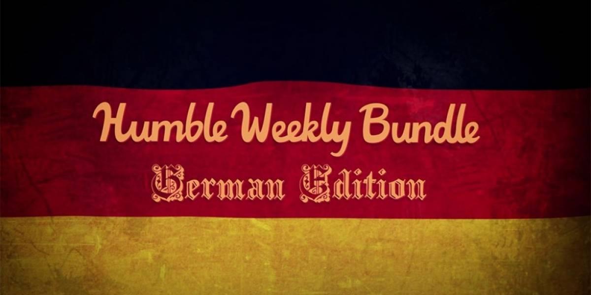 Guten Tag: Llega el Humble Weekly Bundle Edición Alemana