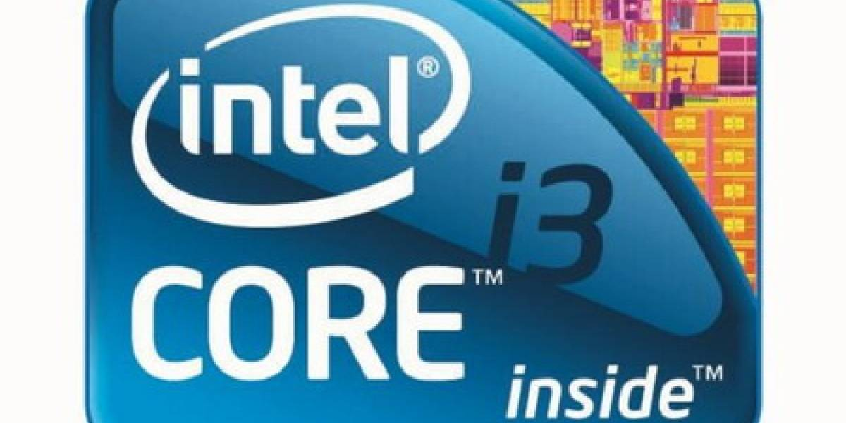 Intel Core i3 2100T: Sandy Bridge dual core a 2.5GHz y 35W TDP