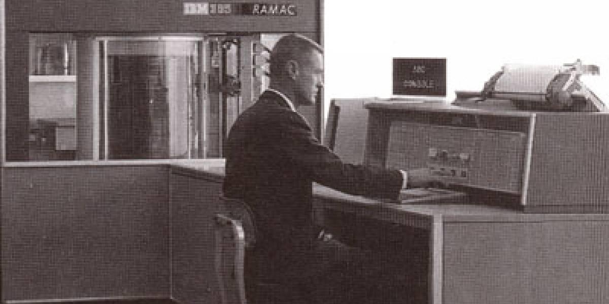 (123) La historia del disco duro: 60 años de evolución