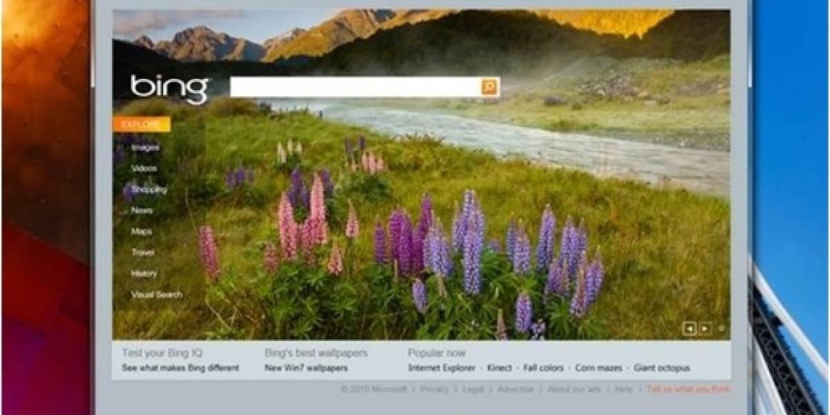 ¿Es esta la nueva interfaz de Internet Explorer 9?