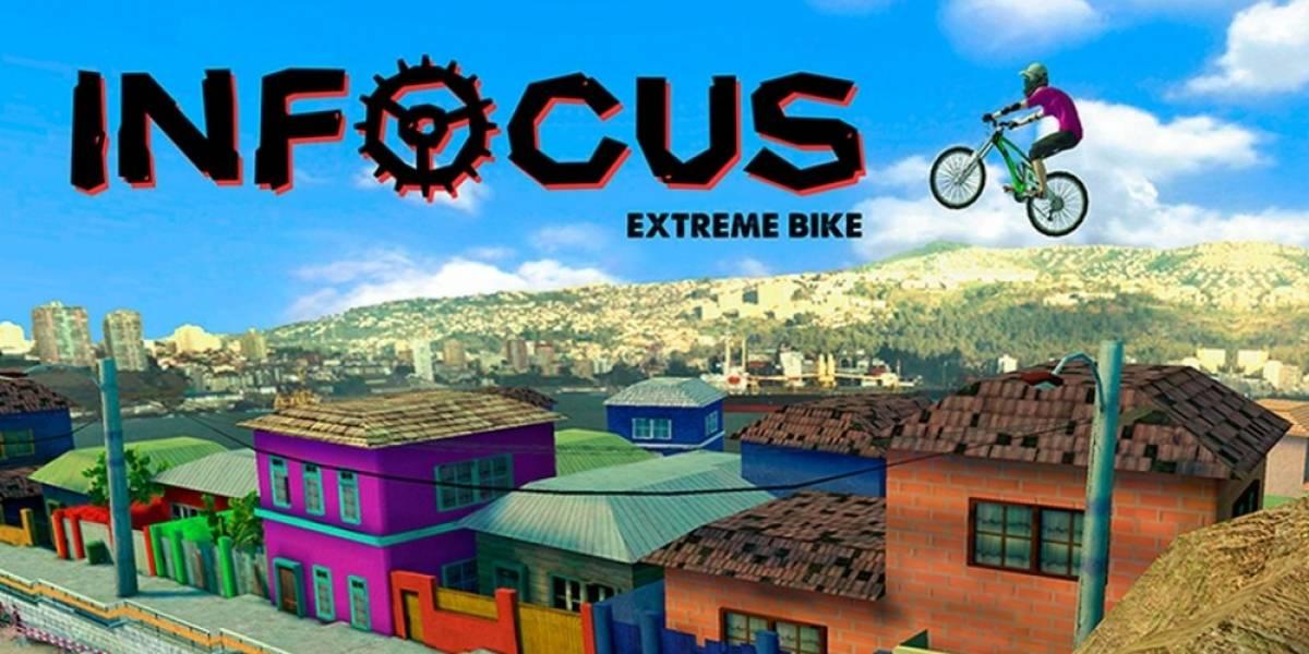 INFOCUS Extreme Bike, el debut en dos ruedas de Micropsia Games [NB Indie]
