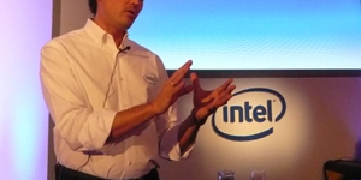 FayerWayer en el Intel Editors Day Cono Sur 2008