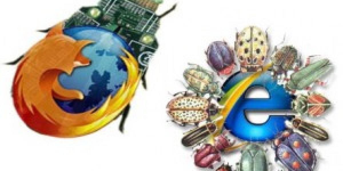 Mozilla ahora ofrece US$3.000 a cazadores de bugs
