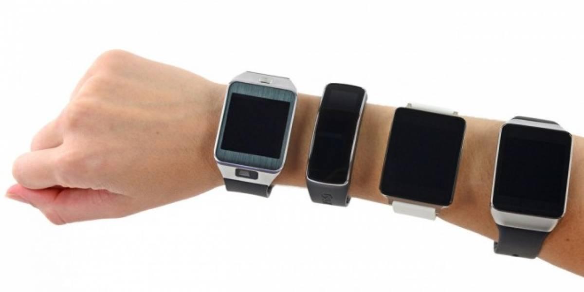 iFixit revela que los smartwatch Android Wear son muy fáciles de reparar