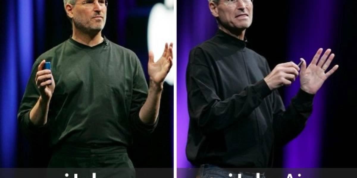 ¡Steve Jobs vive!