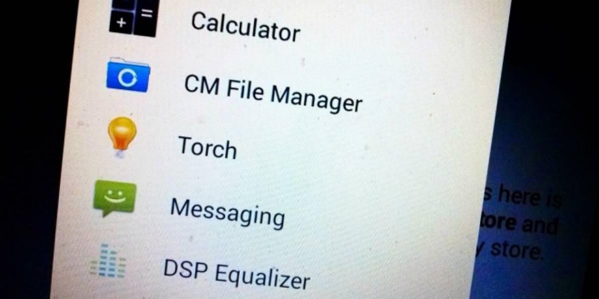 CM App Installer trae las apps de CyanogenMod a otras versiones de Android