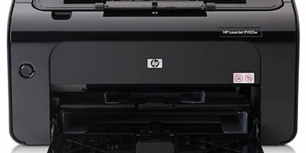 Impresoras HP funcionan sin instalación de drivers