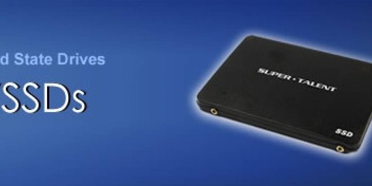 Super Talent y sus SSD modestos