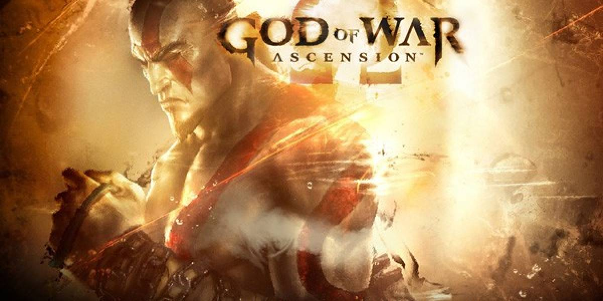 Sony lanza God of War: Ascension