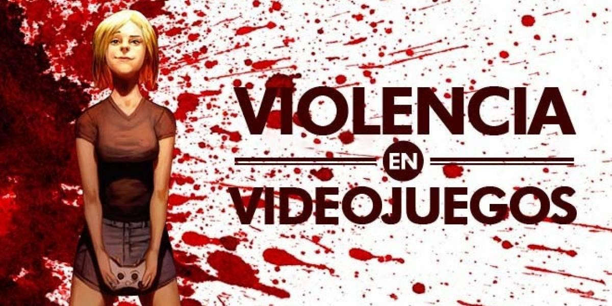 Violencia en videojuegos: causas, efectos y prejuicios