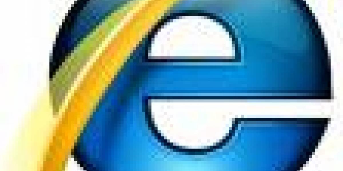 IE8 consume más que WinXP