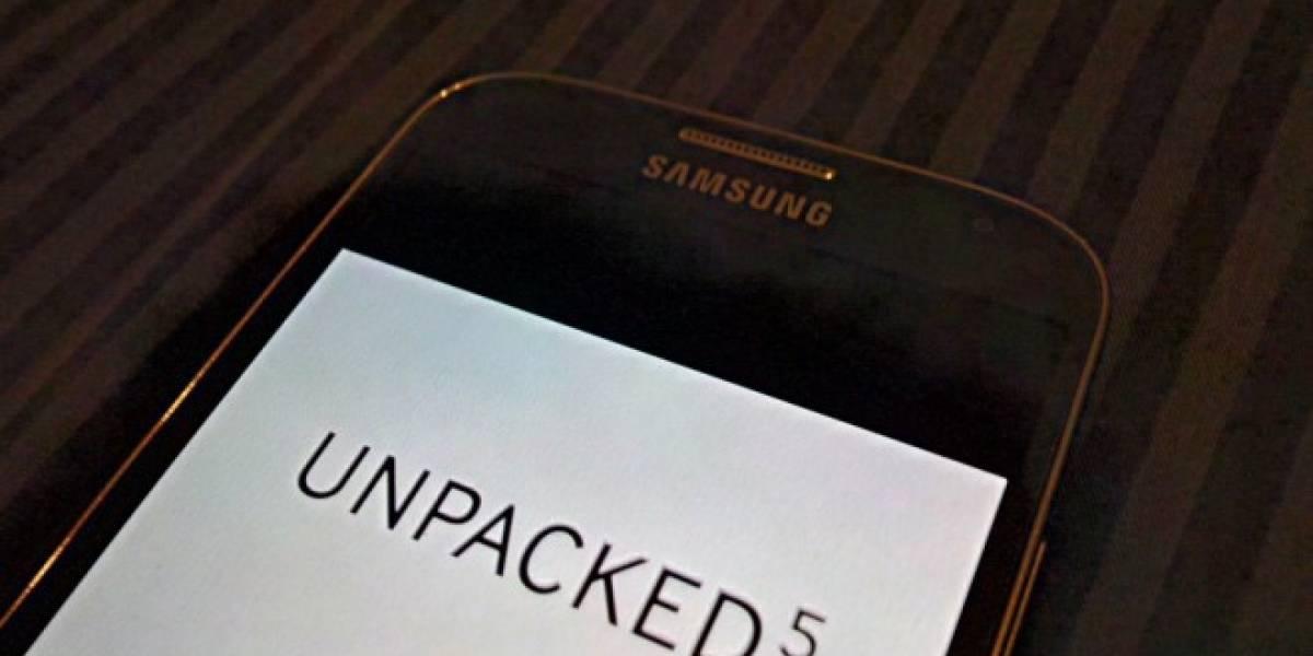 Esto es lo que esperamos del Samsung Galaxy S5
