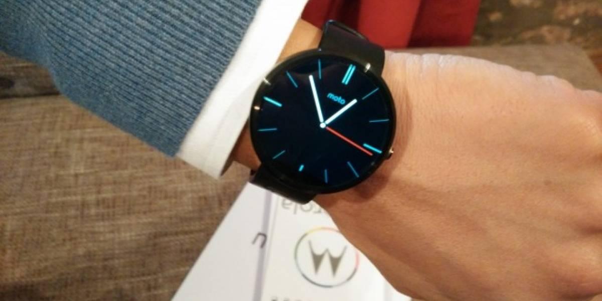 Motorola lanza en Chile a sus nuevos Moto X y Moto G