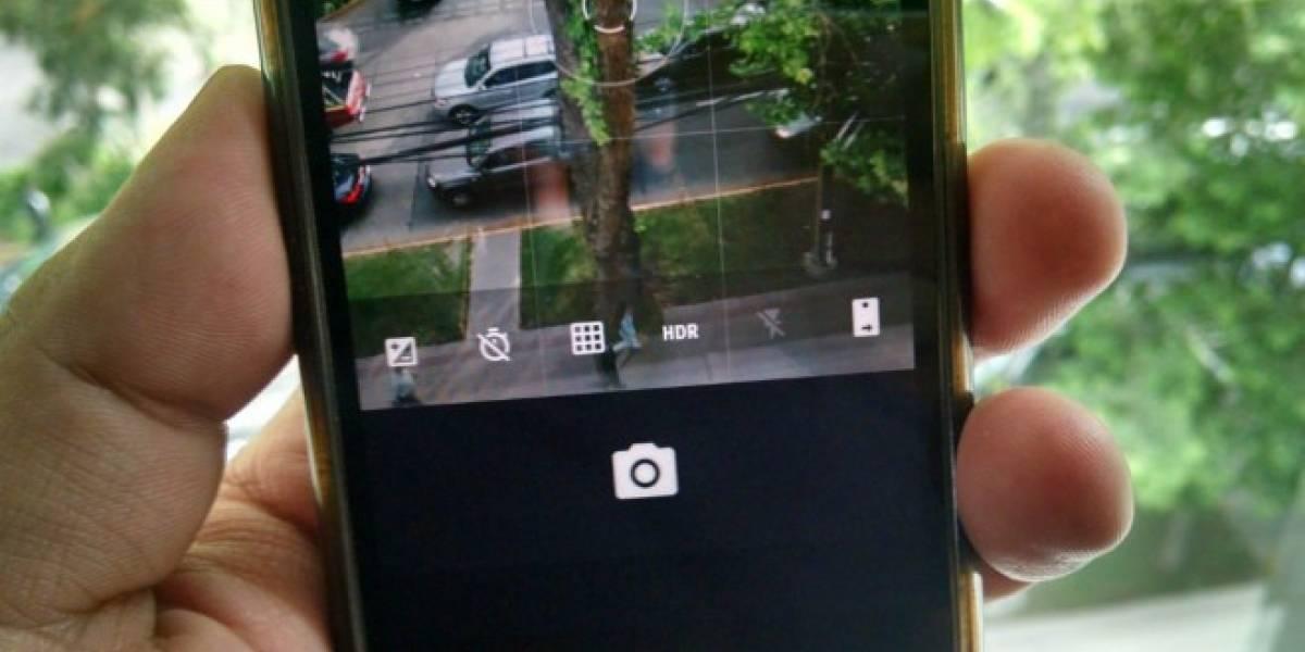 Google actualiza su aplicación de cámara de fotos para Lollipop