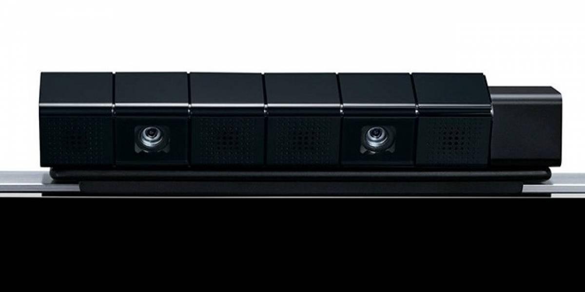 Sony revela cómo funciona PlayStation 4 Eye