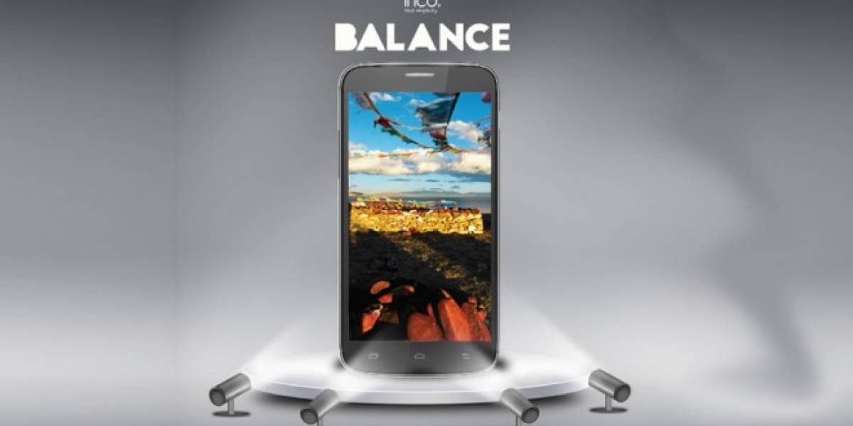 Inco Balance, un phablet de gama baja disponible ahora en México