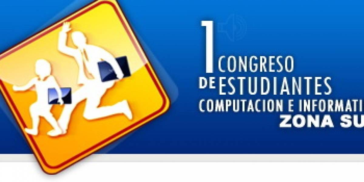 Primer Congreso de Estudiantes de Computación e Informática Zona Sur Chile