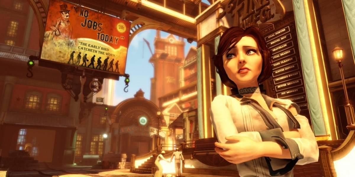 Primer DLC para BioShock Infinite podría ser presentado mañana