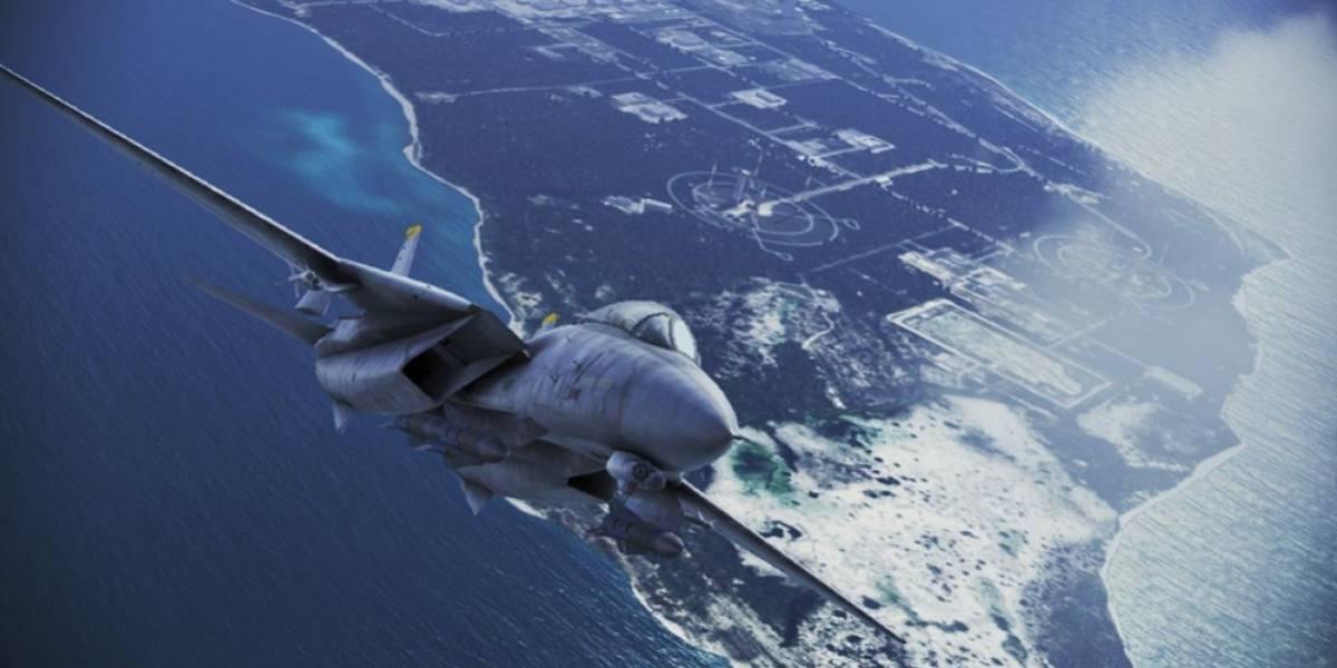 Batallas de altura en los nuevos videos con jugabilidad de Ace Combat Infinity